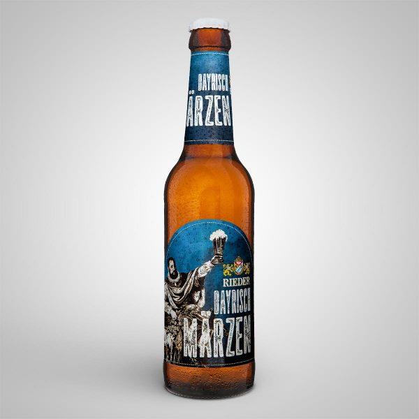 Bayrisch Märzen Rieder Bier