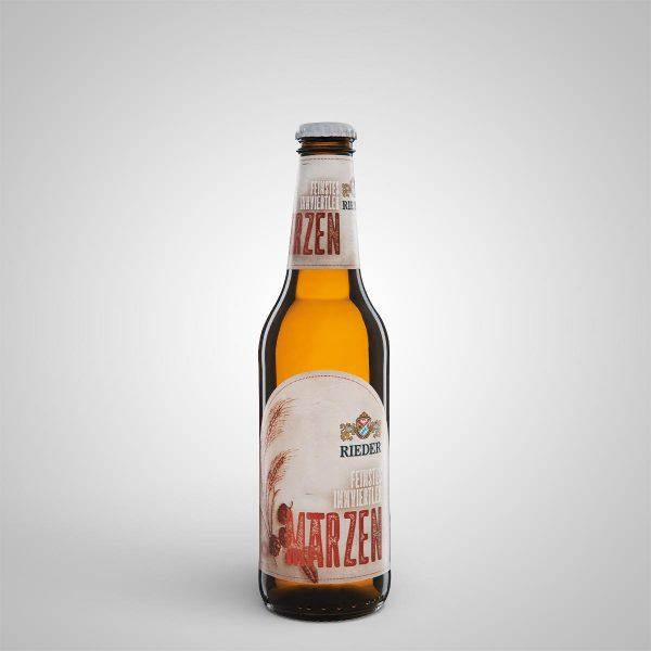 Rieder Märzen 0,33l Rieder Bier