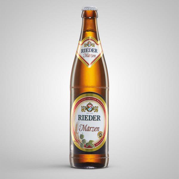 Rieder Märzen 0,50l Rieder Bier