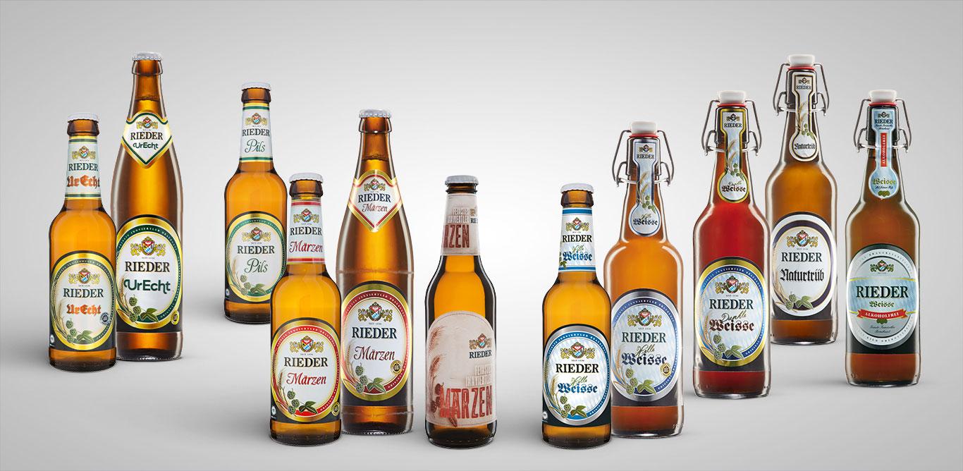 DLG Auszeichnungen Rieder Bier
