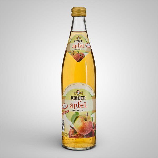 Rieder Apfel gespritzt Wellness Getränke