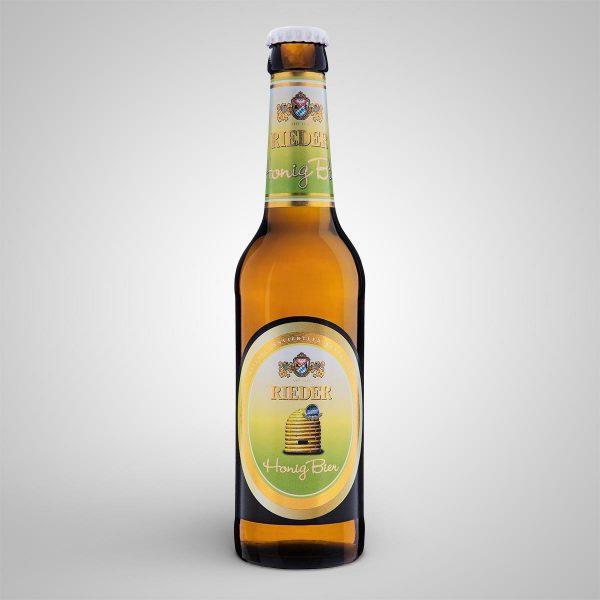 Rieder Honig Bier 0,33 l