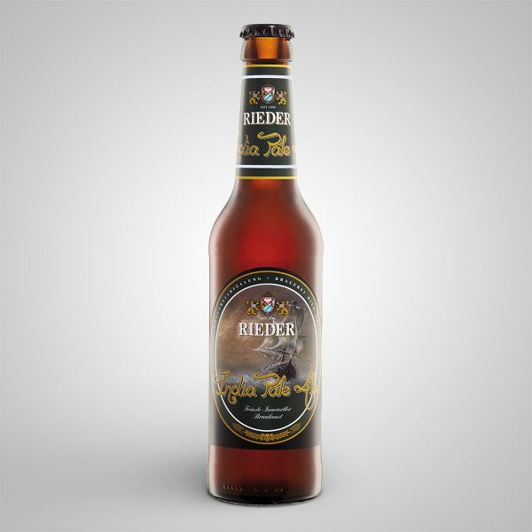 Rieder IPA - Indian Pale Ale 0,33 l