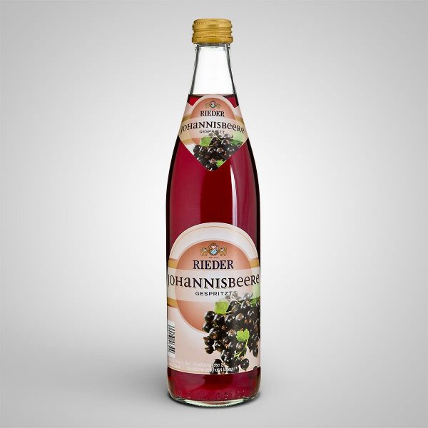 Rieder Johannisbeere gespritzt Wellness Getränke