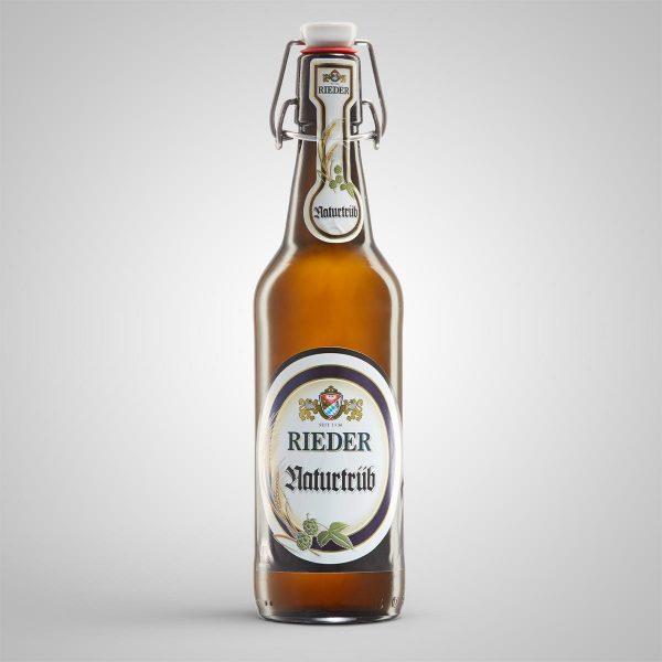 Rieder Naturtrüb Rieder Bier