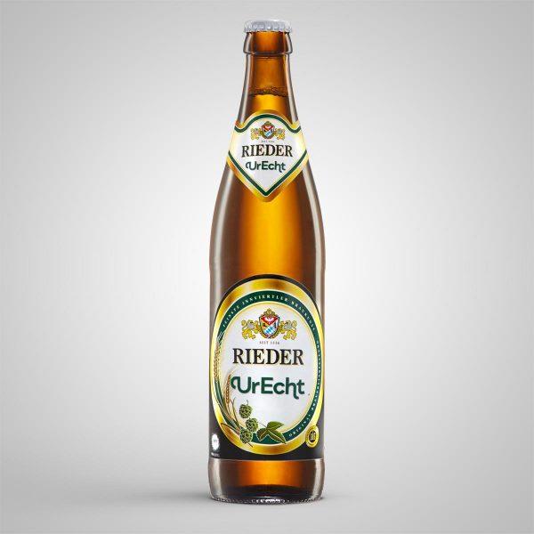 Rieder UrEcht 0,50l Rieder Bier