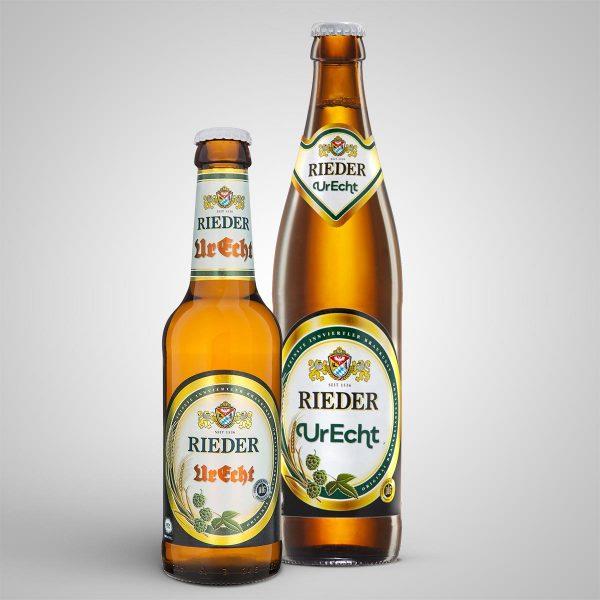 Rieder UrEcht Rieder Bier