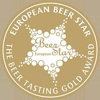 European Beer Star Gold 2016 Honig Bier