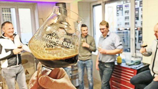 Biersommelier Schwarzbier