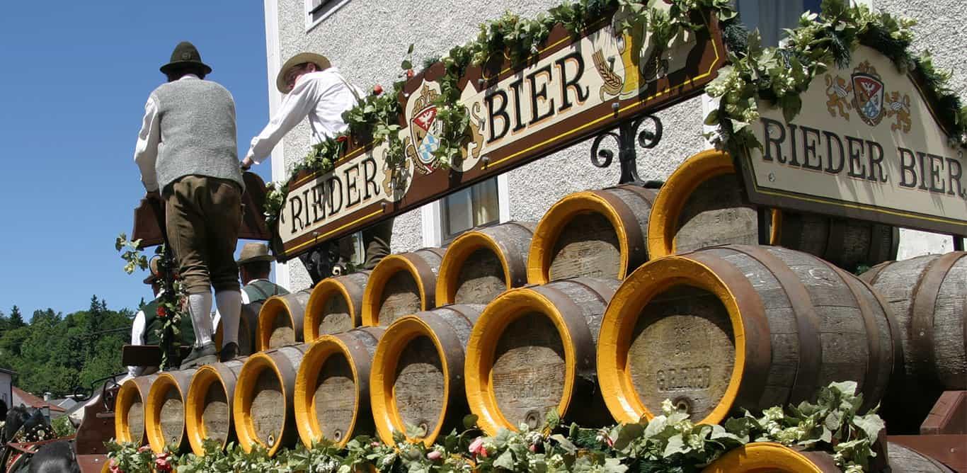 Termin Brauerei Ried